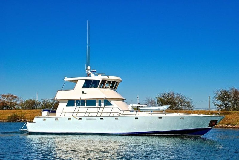Infinity-Cockpit Motor Yacht 2001-Dont Matter Houston-Texas-United States-Dont Matter-1005532-featured