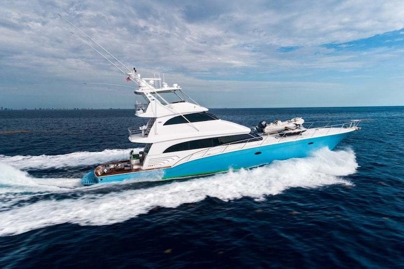 Sea Force IX-Sport Fisherman 2010-Silky North Palm Beach-Florida-United States-1477324-featured