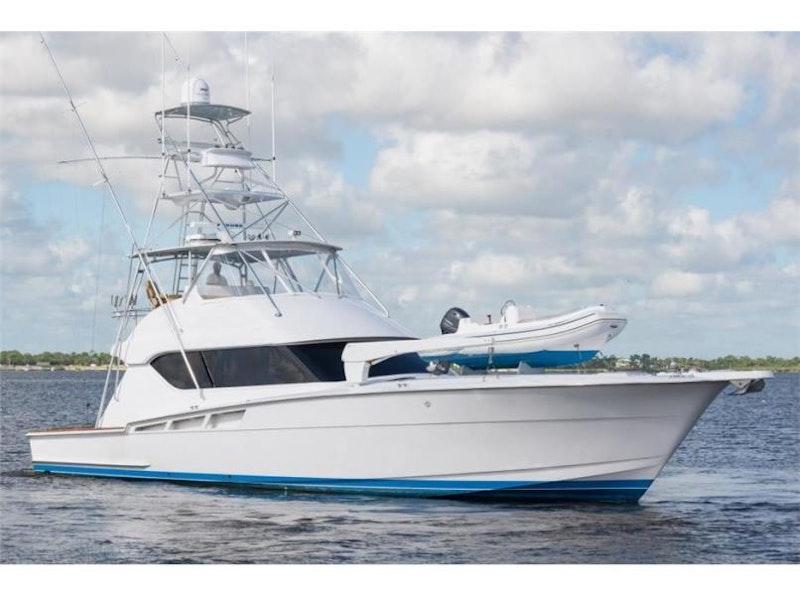 Hatteras-Sport Fisherman 1998-Endurance Beaufort-North Carolina-United States-1776173-featured