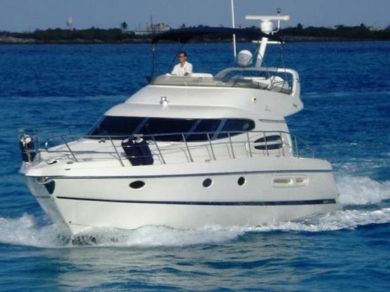 Cranchi-Atlantique 48 2000-Scape Cancun-Mexico-1171191-featured