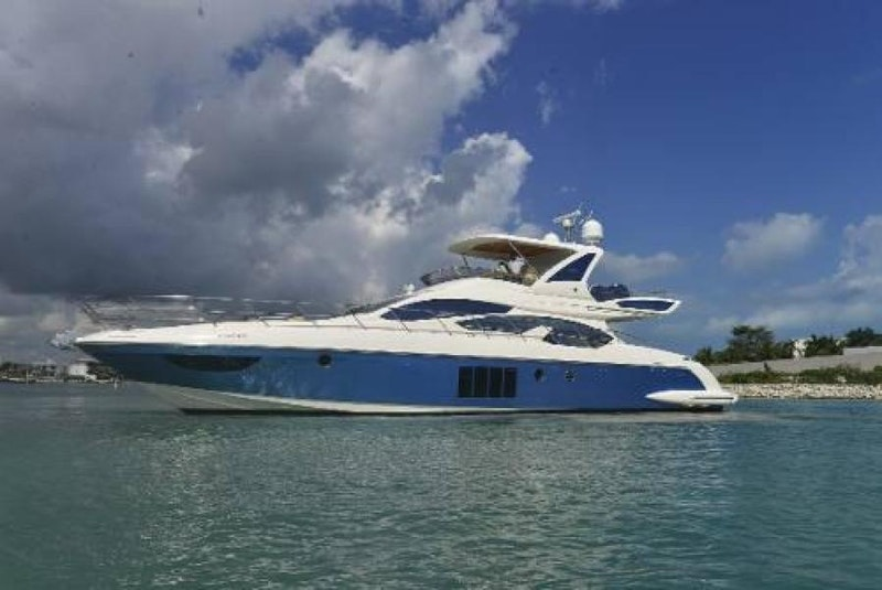 Azimut-Flybridge Motor Yacht 2012 -Quintana Roo  Cancun-Mexico-1171230-featured
