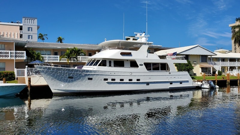 Outer Reef Yachts-730 MY 2005-LIONS SHARE Coinjock-North Carolina-United States-1360019-featured