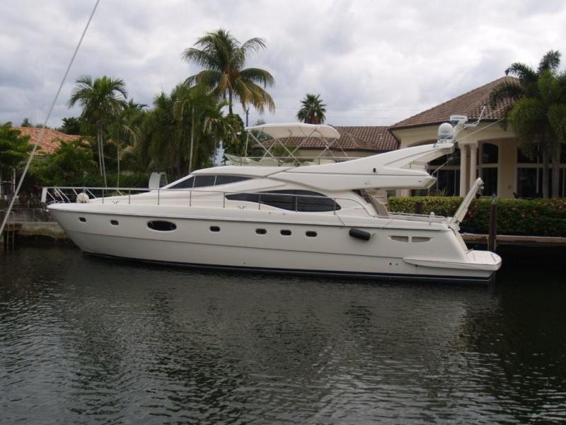 Ferretti Yachts-590 2003-PRETTY LADY Pompano Beach-Florida-United States-1455868-featured