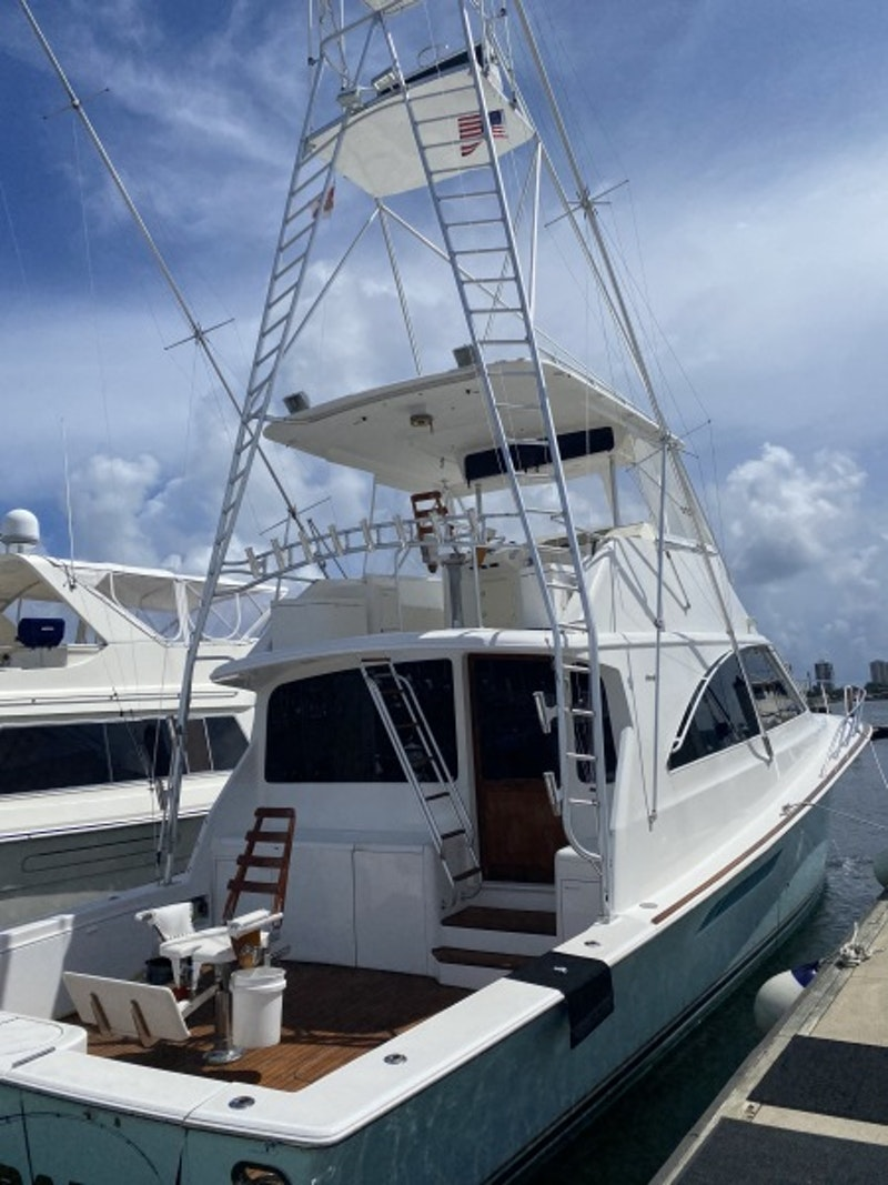 Ocean Yachts-Super Sport 1997-Reel Therapy Riviera Beach-Florida-United States-1489536-featured