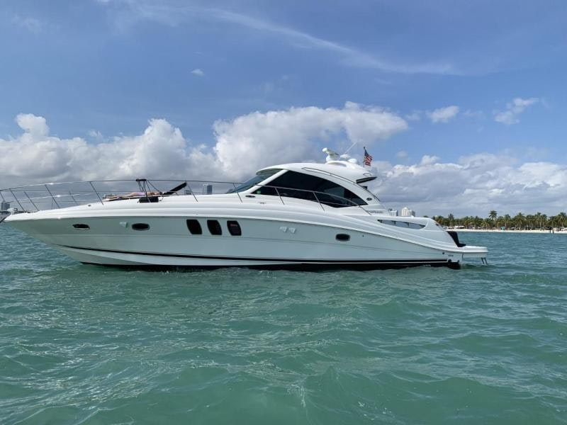 Sea Ray 2010-FIVE QUEENS Miami-Florida-United States-1556017-featured