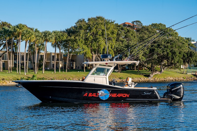 Scout-300 LXF 2017-A Salt Weapon Palm Beach Gardens-Florida-United States-Scout 30  A Salt Weapon  Exterior Profile-1570942-featured