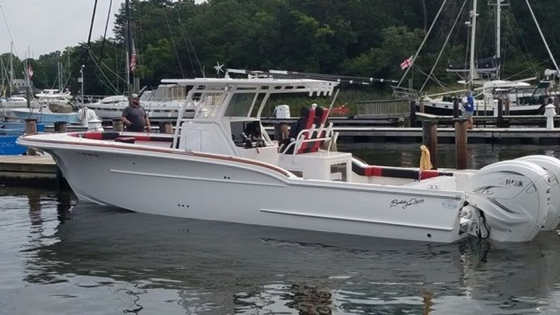 Buddy Davis-34 Center Console 2019-Quick Annapolis-Maryland-United States-1584148-featured