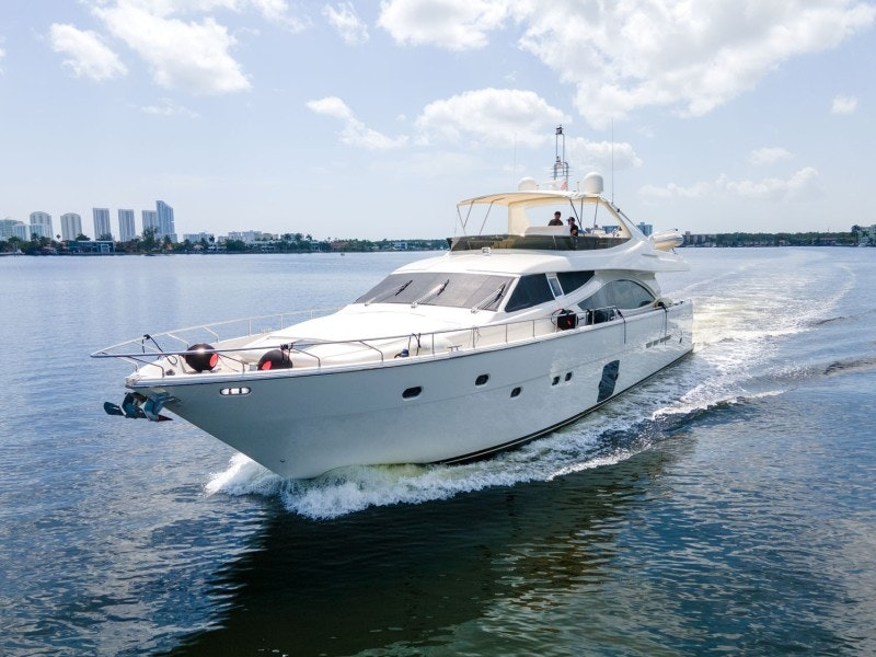 Ferretti Yachts-830 2006 -Florida-United States-1780407-featured