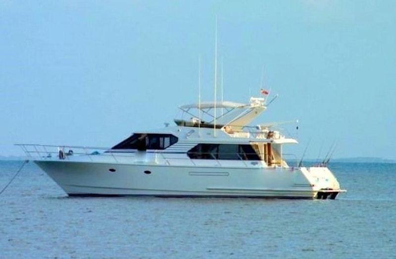 West Bay-Sonship 58 1997-CAVILEAH Stuart-Florida-United States-Exterior Profile-1593438-featured