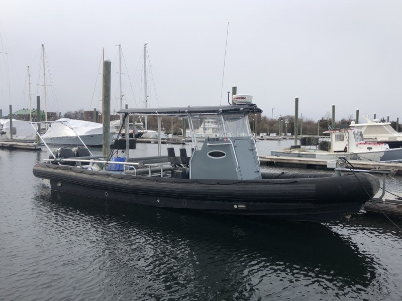 USMI-11 Meter Naval Special Warfare Rib 1998 -Portsmouth-Rhode Island-United States-Profile-1624703-featured