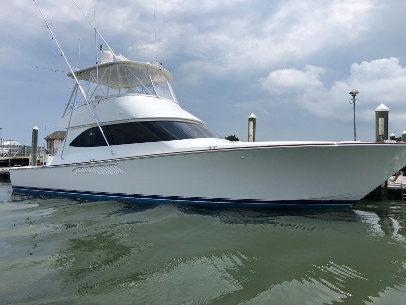 Viking-50 Convertible 2009-Boys Toys Dewey Beach-Delaware-United States-Main Profile-1666085-featured