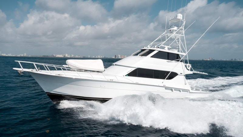 Hatteras-Sportfish 1999-JUST LIKE THAT Fort Lauderdale-Florida-United States-1669950-featured