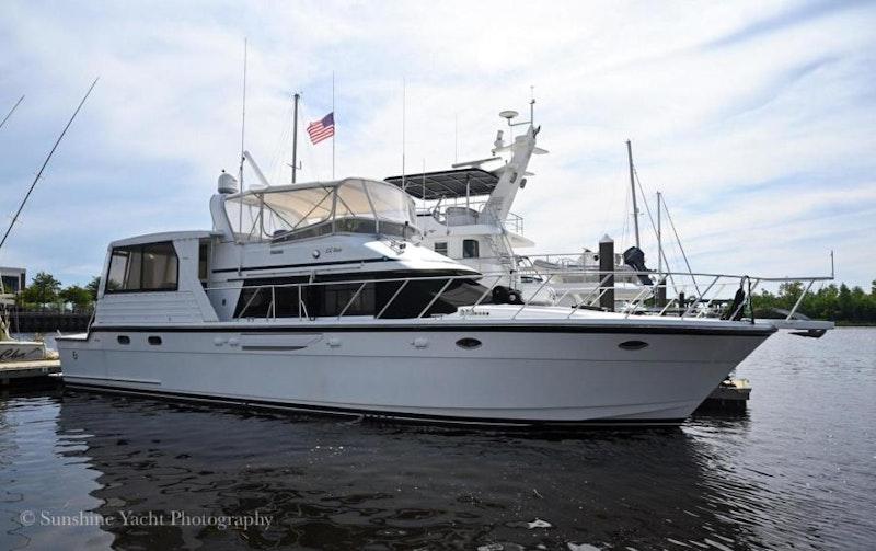 Jefferson-Rivanna 56 CMY 2000-LL Seas Wilmington-North Carolina-United States-1684120-featured
