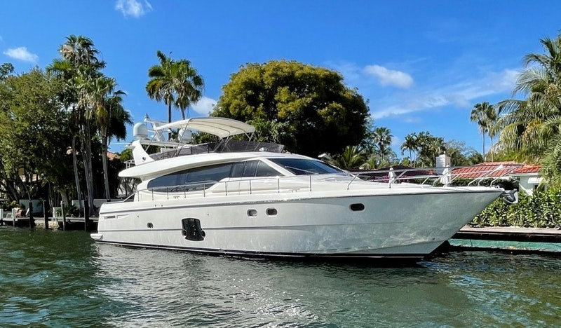 Ferretti Yachts-630 2009-Playtime Fort Lauderdale-Florida-United States-1686745-featured
