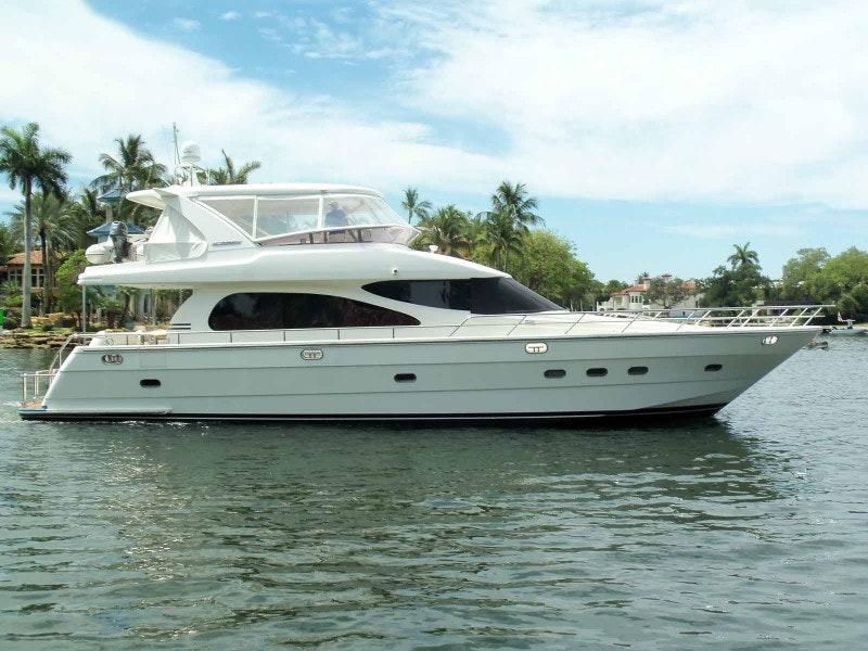 Horizon-Sport Yacht 2003-UNBRIDLED Ft. Lauderdale-Florida-United States-Profile-1689206-featured
