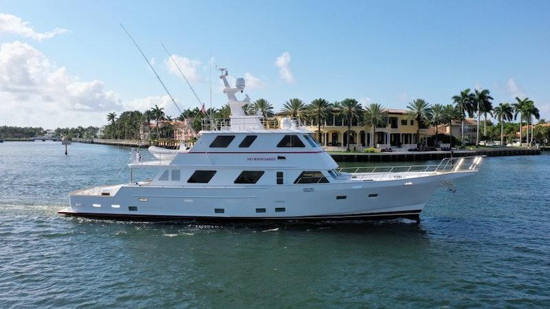 Bracewell-Marine  Custom  2006-NO BOUNDARIES Ft Lauderdale-Florida-United States-1694008-featured