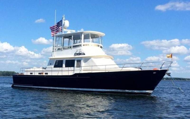 Alden Yachts-Flybridge 2003-Marie Miami-Florida-United States-Profile-1696516-featured