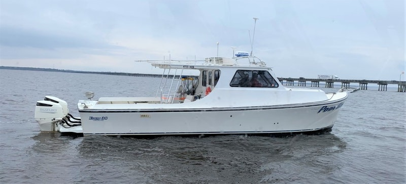 Evans Boats-38 Custom Deadrise 2007-Poor Gary Middle River-Maryland-United States-1711628-featured