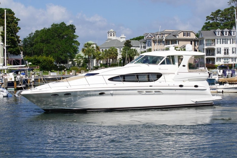 Sea Ray-480 2003 -Hilton Head-South Carolina-United States-1712043-featured