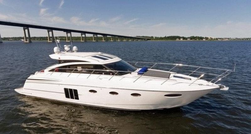 Princess Yachts-V52 2012 -Port Washington-New York-United States-1718032-featured