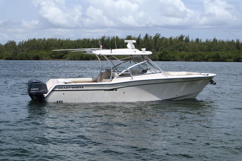 Grady-White-Freedom 307 2012-Sea Number Miami-Florida-United States-Grady-White 30 Sea Number  Starboard Profile-1719433-featured