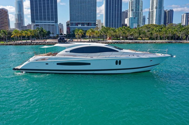 Lazzara Yachts-LSX 2009-XCELL Miami-Florida-United States-2009 LSX 75 LOADED-1727456-featured
