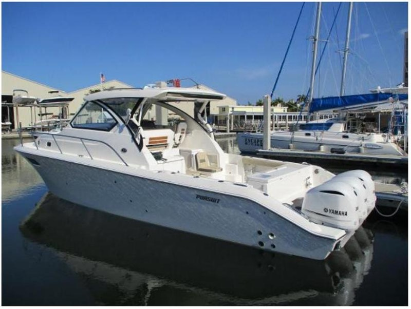 Pursuit-355 OS 2019 -Port Jefferson-New York-United States-1736391-featured