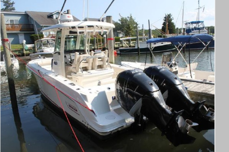 Boston Whaler-250 Outrage 2016-un Tuckd Cutchogue-New York-United States-1742211-featured