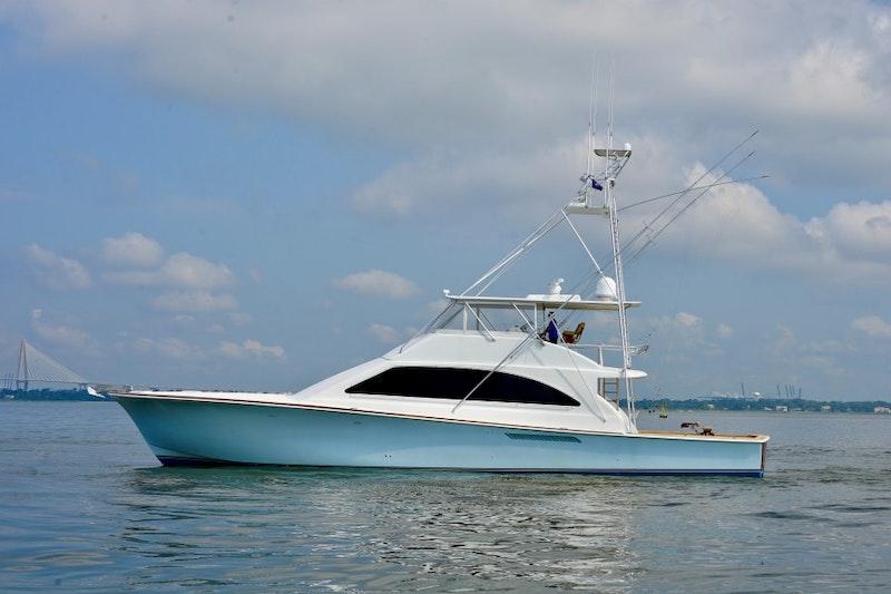 Ocean Yachts-73 Super Sport 2005-Sandra C Mt. Pleasant-South Carolina-United States-Ocean 73  Sandra C  Exterior Profile-1771847-featured
