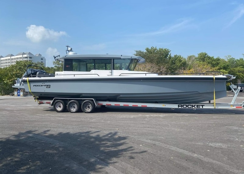 Axopar-37 Cross Cabin 2020 -Tampa Bay-Florida-United States-1752357-featured