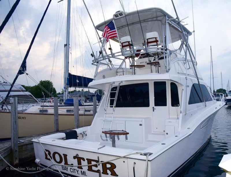 Cabo-Flybridge 2007-Bolter Bay City-Michigan-United States-1757391-featured