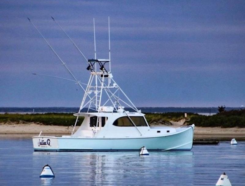 H&H Marine-Osmond Beal 1999-Hunt & Harvest Marshfield-Massachusetts-United States-H&H Marine 40  Hunt & Harvest  Exterior Profile-1762167-featured