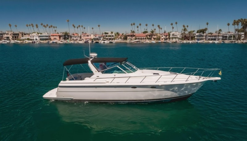 Tiara Yachts-4000 Express 1995-19th Hole Long Beach-California-United States-1762170-featured