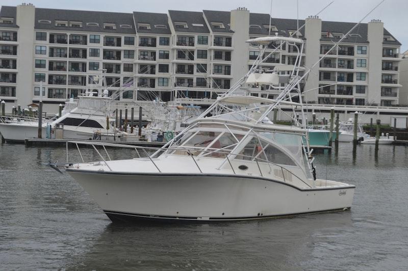 Carolina Classic-35 Express 2005-Bill Buster Virginia Beach-Virginia-United States-1765231-featured