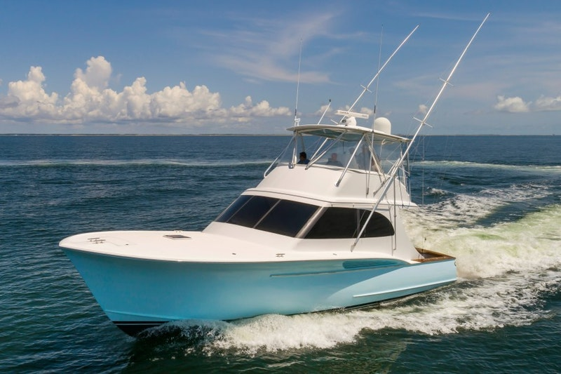 Jarrett Bay-46 Convertible 2011-Nordic Sun Beaufort-North Carolina-United States-1768450-featured