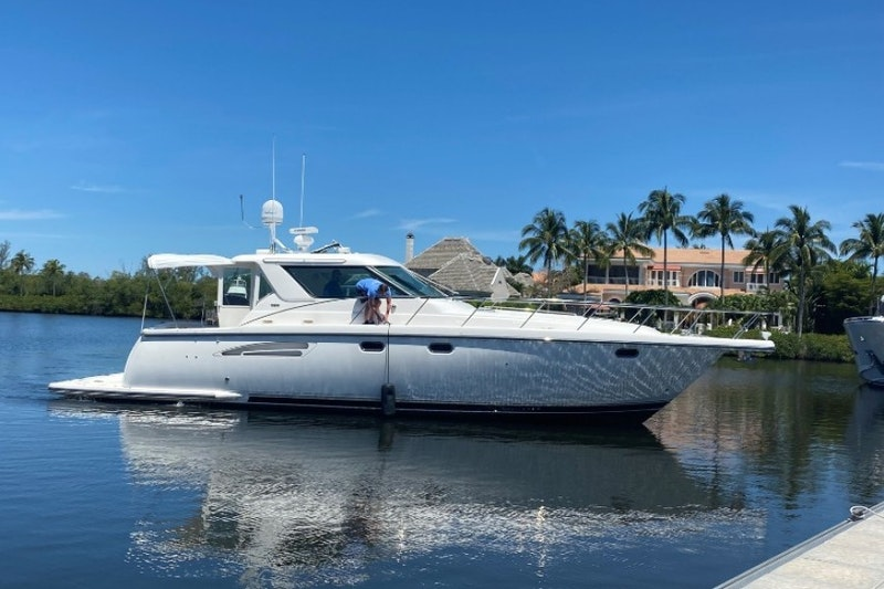 Tiara Yachts-4400 Sovran 2004-Somewhere With You 2 Fort Myers-Florida-United States-2004 Tiara 4400 Sovran Profile-1770268-featured