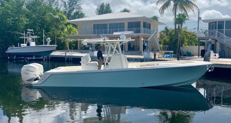 SeaVee-320B 2020-Knot on Call  Key Largo-Florida-United States-2020 32 SeaVee Starboard-1775946-featured