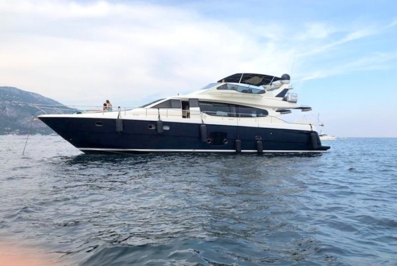 Ferretti Yachts-630 2008-Gratitude Somers Point-New Jersey-United States-1778419-featured