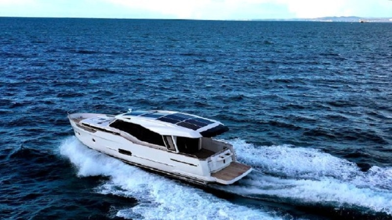 Greenline-48 Coupe Hybrid 2019 -Fort Lauderdale-Florida-United States-1779541-featured