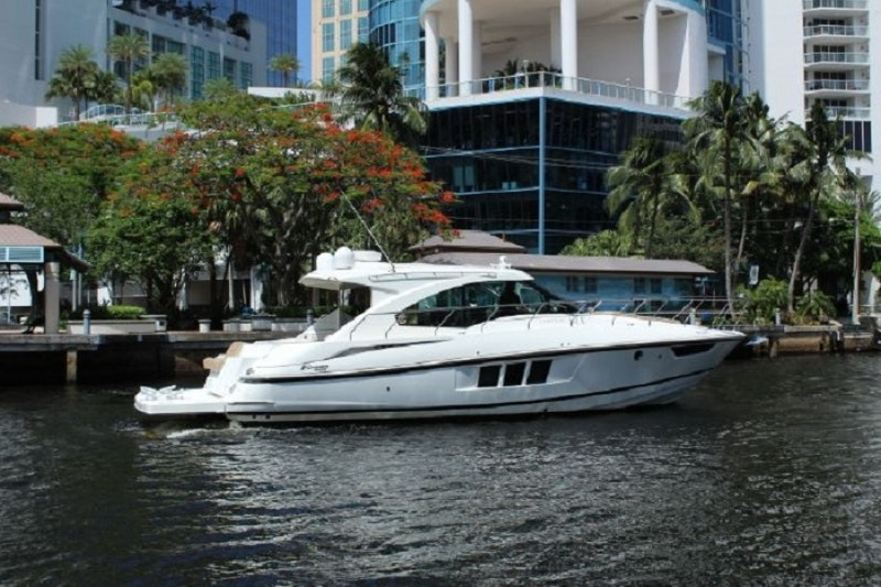Cruisers Yachts-45 Cantius 2014 -Fort Lauderdale-Florida-United States-1779792-featured