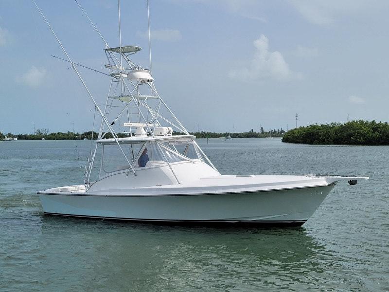 Liberty-Express Sportfish 2003-Silver Fox II Marathon-Florida-United States-Main Profile-1780296-featured