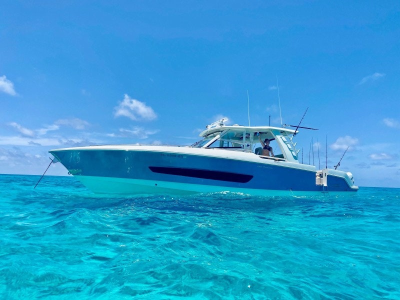 Boston Whaler-420 Outrage 2016 -Long Island -New York-United States-Main 1-1786449-featured