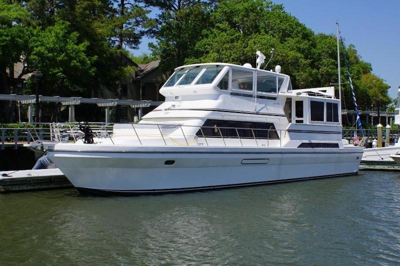 Novatec-Motor Yacht 2001 -Hilton Head Island-Florida-United States-1798924-featured