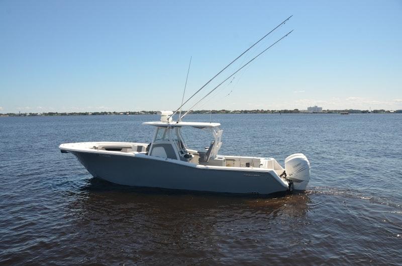 Tidewater-Adventure 2019 -Stuart-Florida-United States-Tidewater 320 CC  Exterior Profile-1801978-featured