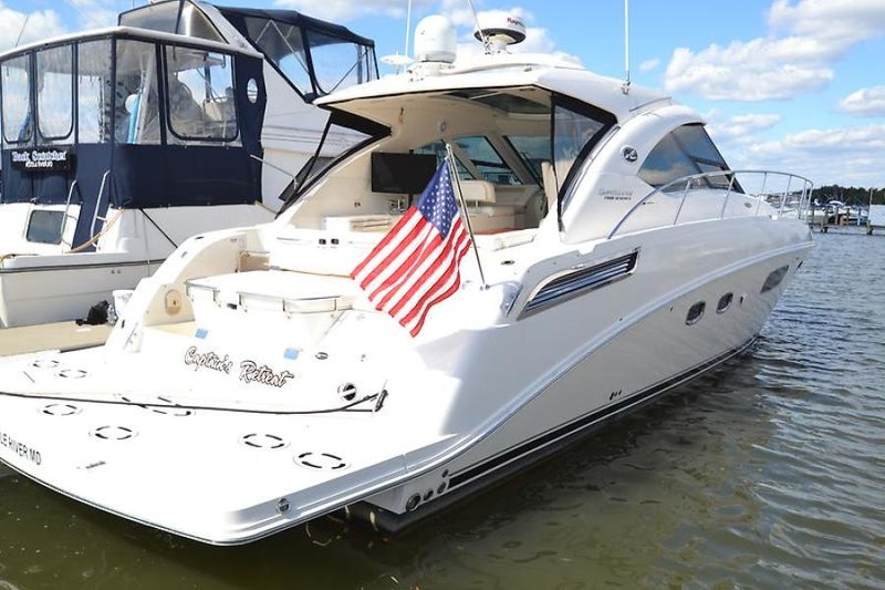 Sea Ray 2010-Captains Retreat Maryland-United States-1815784-featured