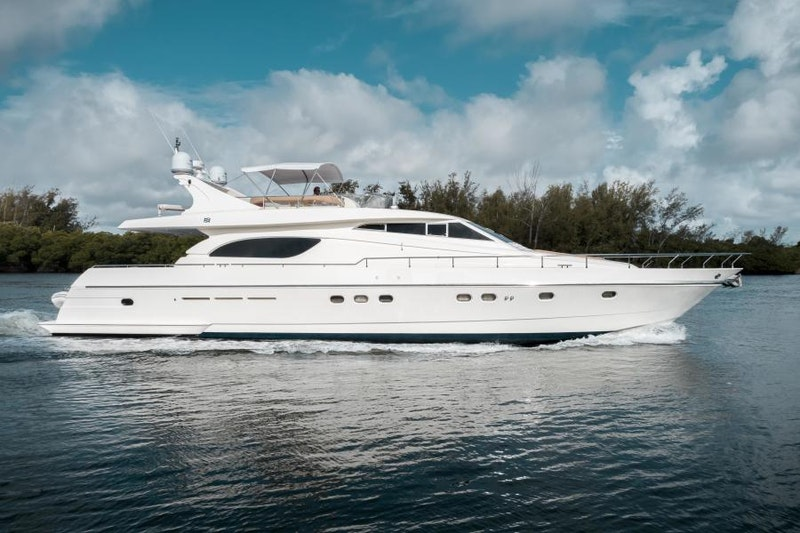 Ferretti Yachts 2000-WAR HORSE Fort Lauderdale-Florida-United States-1824092-featured