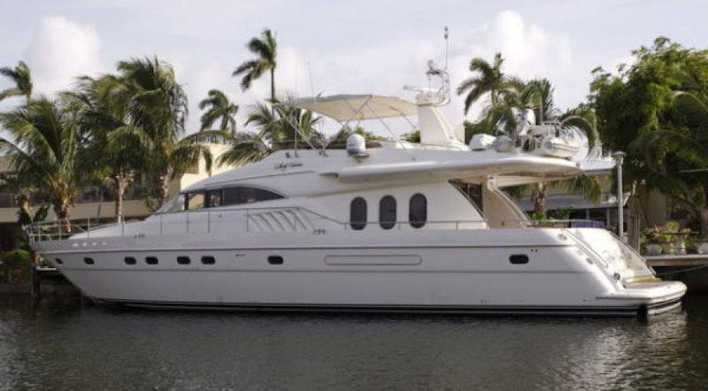 Viking-Sport Cruiser 1999-LADY KARIMAN Fort Lauderdale-Florida-United States-72 Viking Cruiser-617592-featured