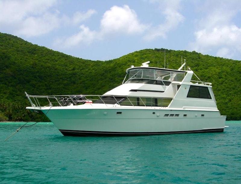 Hatteras-Motor Yacht Fly Bridge 1997-My Toy Fajardo-Puerto Rico-435880-featured