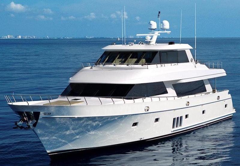 Ocean Alexander-Sky Lounge 2013-Risky Business Singer Island-Florida-United States-90 Ocean Alexander Skylounge-519029-featured