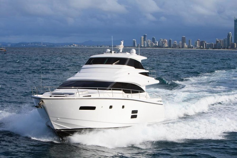 Johnson-65 SkyLounge M/Y 2017 -Unknown-Panama-460688-featured